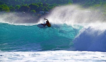 Surf and Dive package aquatic adventure day